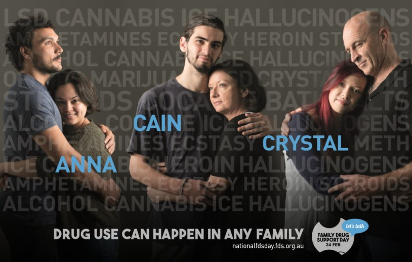 Drug use can happen in any family